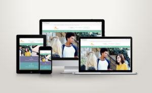creation site web internet responsive